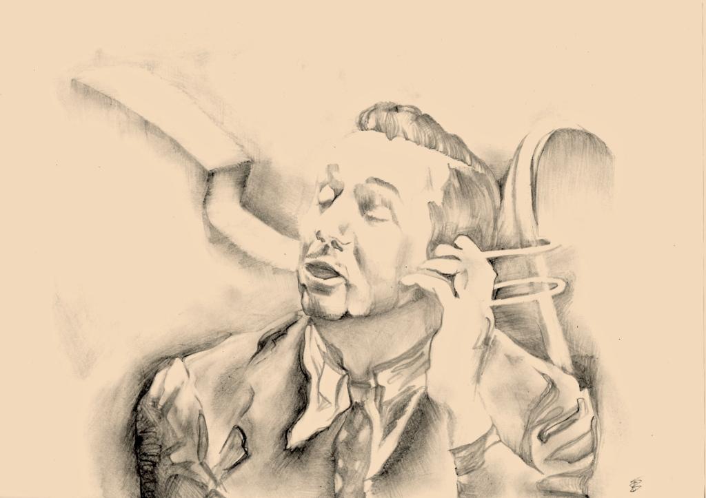Walt Disney listening